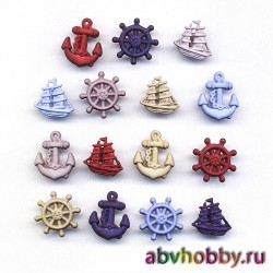 Пуговицы Buttons Galore 4263