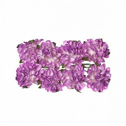 "Декоративные бумажные цветы ""Астры"" SCB280305"