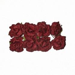 """Декоративные бумажные цветы """"Гвоздики"""" SCB280409"""