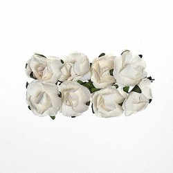 """Декоративные бумажные цветы """"Розы"""" SCB280501"""