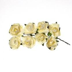"""Декоративные бумажные цветы """"Розы"""" SCB280502"""