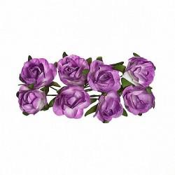 """Декоративные бумажные цветы """"Розы"""" SCB280505"""