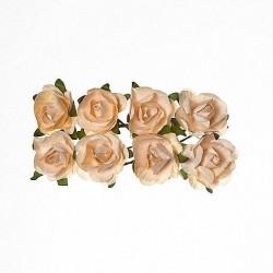 """Декоративные бумажные цветы """"Розы"""" SCB280507"""
