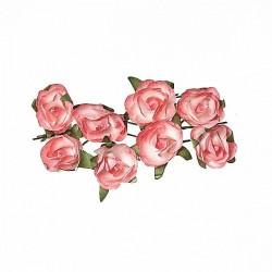 """Декоративные бумажные цветы """"Розы"""" SCB280508"""