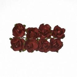 """Декоративные бумажные цветы """"Розы"""" SCB280509"""