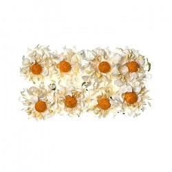 """Декоративные бумажные цветы """"Ромашки"""" SCB280201"""