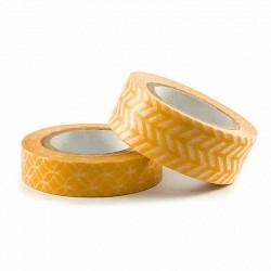 "Набор декоративных лент Washi ""Butter"" 42418-5"