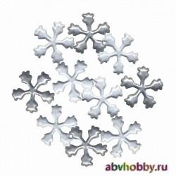 """Набор брадсов """"Снежинка"""" SB018a"""