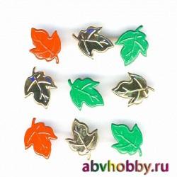 """Набор брадсов """"Листья"""" SB007"""