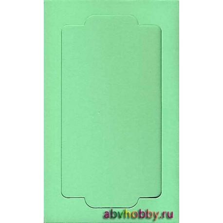 Заготовка для открытки тройная №190 card3-2-190