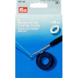 Кольца для обвязывания крючком PRYM 624140