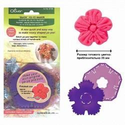 """Устройство для изготовления цветов """"Quick"""" Yo-Yo Makers 8706"""