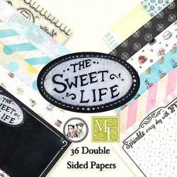 """Набор бумаги из серии """"Sweet Life"""" GNJA008"""