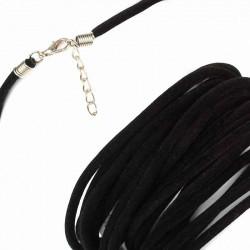 Шнур бархатный для подвески 43 см R13052404