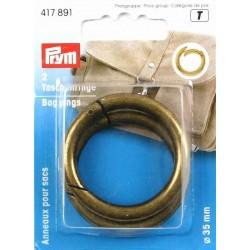 Кольца для сумок PRYM 417891