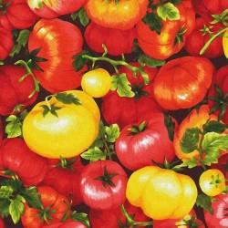 """Ткань """"Фермерский сад"""" Fabri-Quilt 120-5491"""
