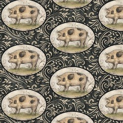 "Ткань ""Шикарная ферма"" Windham Fabrics 36392-2"