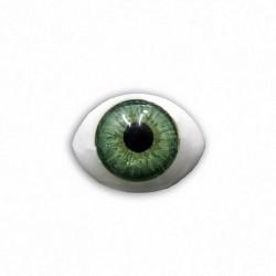 Глазки пластиковые клеевые DL02GR
