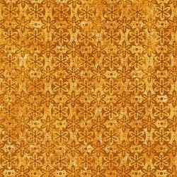 "Ткань ""Gold Leaves"" Fabri-Quilt 112-26861"