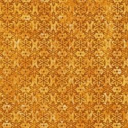 """Ткань """"Gold Leaves"""" Fabri-Quilt 112-26861"""