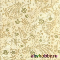 "Ткань ""Tonal Vines"" Fabric Traditions 13480-CM"