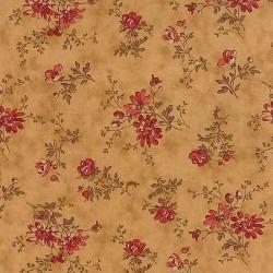 "Ткань ""Delicate Floral Sprays"" Moda Fabrics 44053-12"