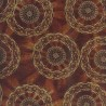 "Ткань ""Geometric Design Mandalas"" Quilting Treasures QT24468-T"