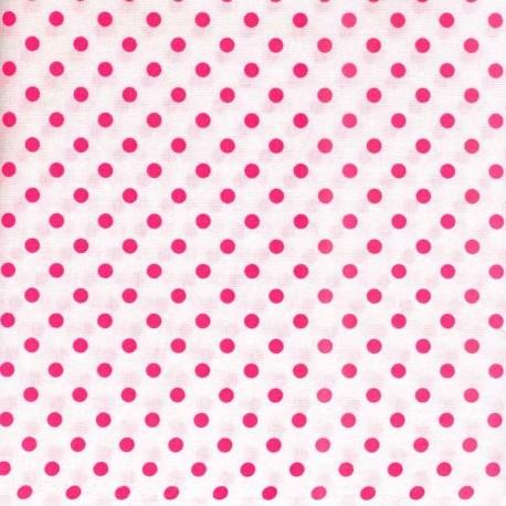 "Ткань ""Neo Dot"" Michael Miller Fabrics PN2490-PINK"