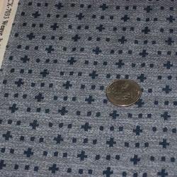 "Ткань ""Weave It Alone"" Michael Miller Fabrics CX7033-DENI-D"