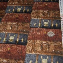 "Ткань ""Luggage Rack"" Benartex 0805177B"