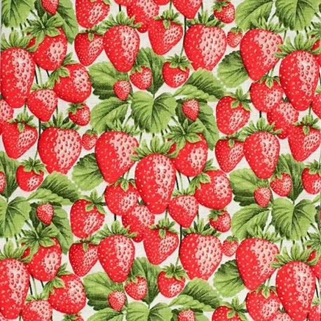 "Ткань ""Strawberries"" Fabri-Quilt 112-28661"