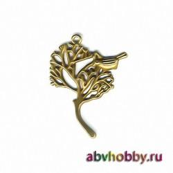 """Подвеска """"Дерево с птичкой"""" SCB25011532"""